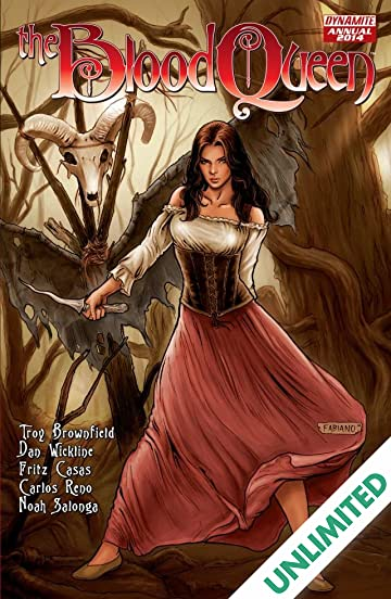 The Blood Queen Annual 2014: Digital Exclusive Edition