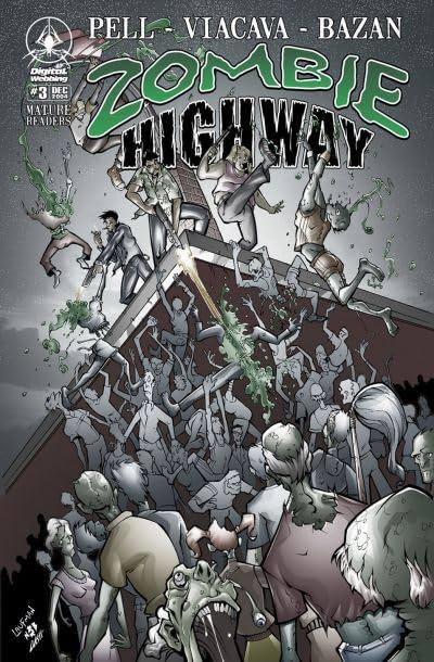 Zombie Highway #3