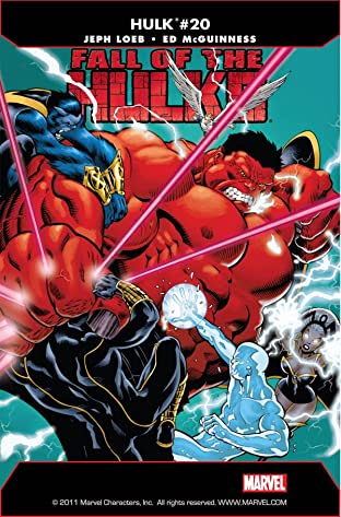 Hulk (2008-2012) #20