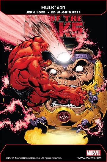 Hulk (2008-2012) #21