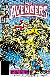 Avengers (1963-1996) #257