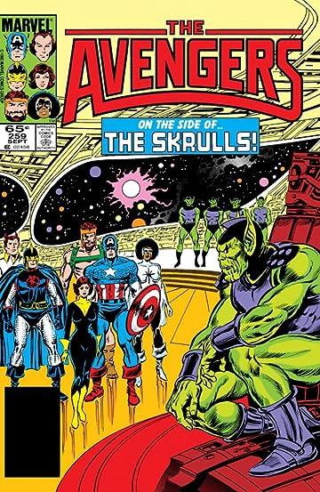 Avengers (1963-1996) #259