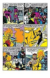 Avengers (1963-1996) #261