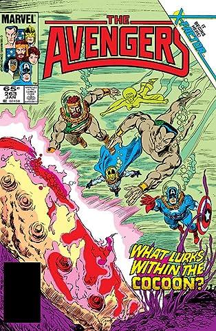 Avengers (1963-1996) #263