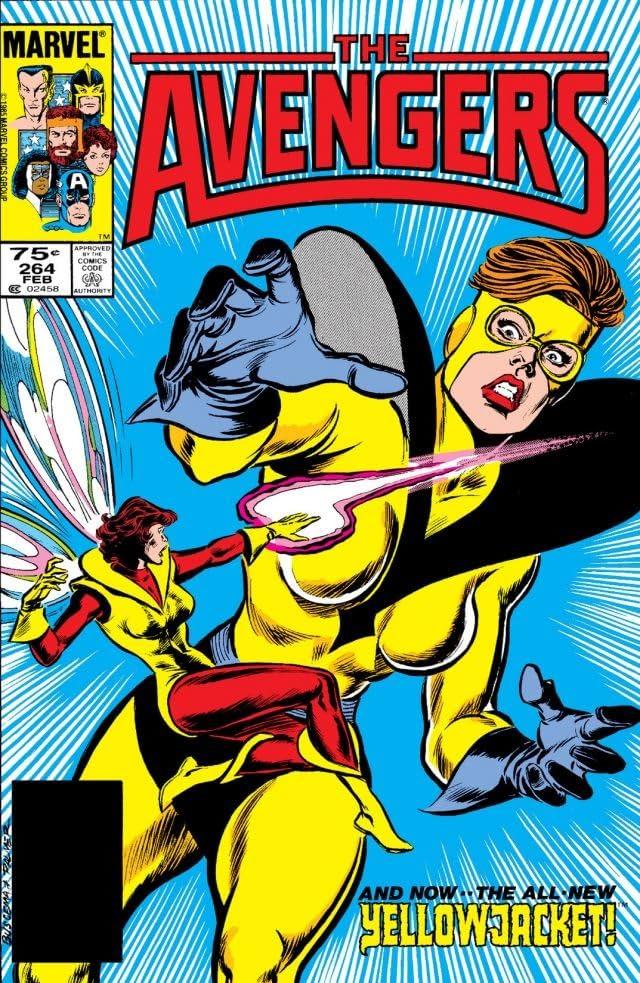 Avengers (1963-1996) #264