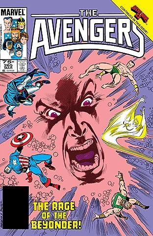 Avengers (1963-1996) #265