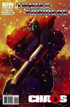 Transformers (2010-2011) #26