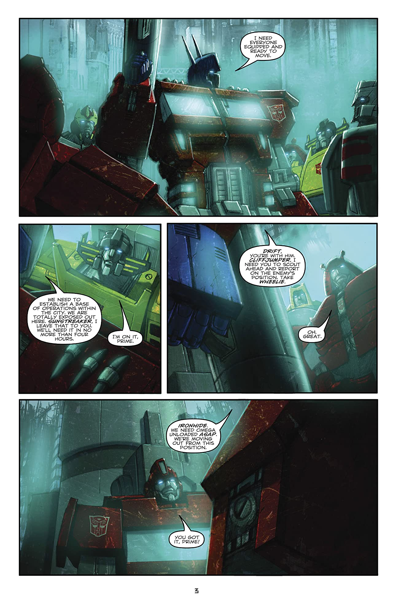 Transformers (2010-2011) #26