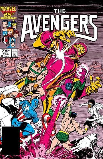 Avengers (1963-1996) #268
