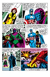 Avengers (1963-1996) #269
