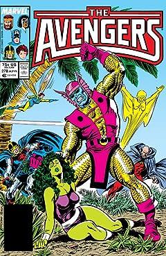 Avengers (1963-1996) #278