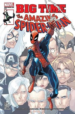 Amazing Spider-Man (1999-2013) #648