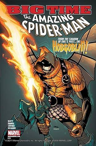 Amazing Spider-Man (1999-2013) #649