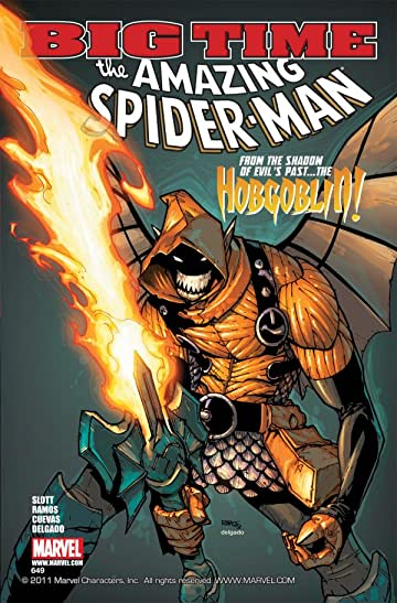 Amazing Spider-Man (1999-2013) #649