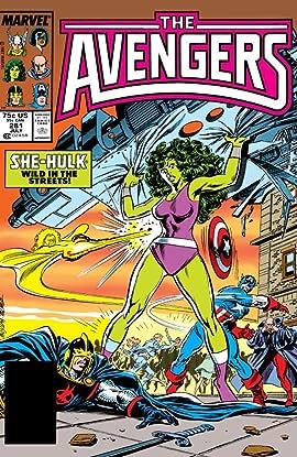 Avengers (1963-1996) #281