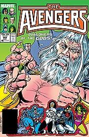 Avengers (1963-1996) #282