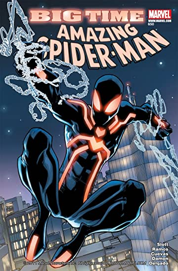 Amazing Spider-Man (1999-2013) #650