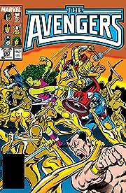 Avengers (1963-1996) #283
