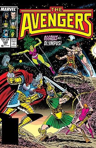 Avengers (1963-1996) #284