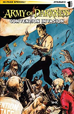 Army of Darkness: Convention Invasion: Digital Exclusive Edition