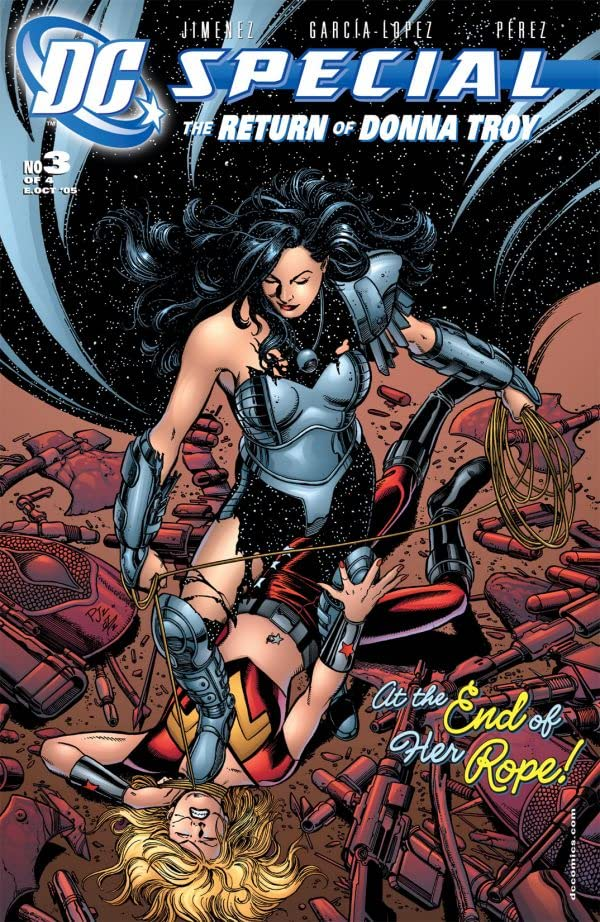 DC Special: The Return of Donna Troy #3 (of 4)