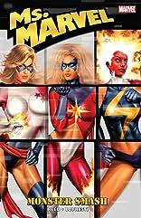 Ms. Marvel Vol. 4: Monster Smash