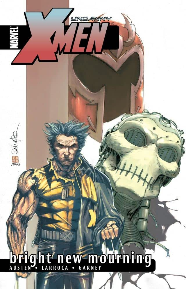 Uncanny X-Men Vol. 6: Bright New Mourning