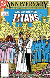 Tales of the Teen Titans (1980-1988) #50