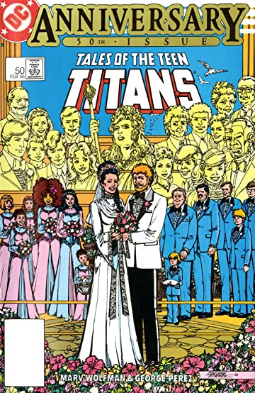 Tales of the Teen Titans (1980-1988) No.50