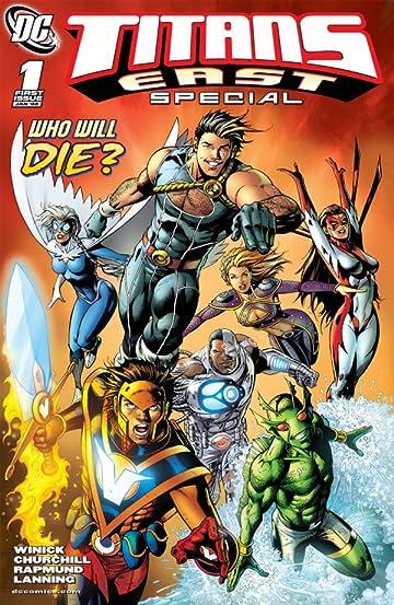 Titans East: Special #1