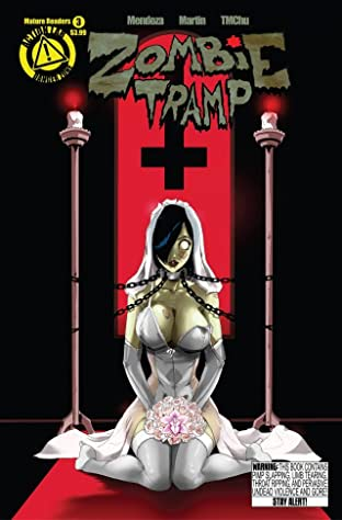 Zombie Tramp No.3