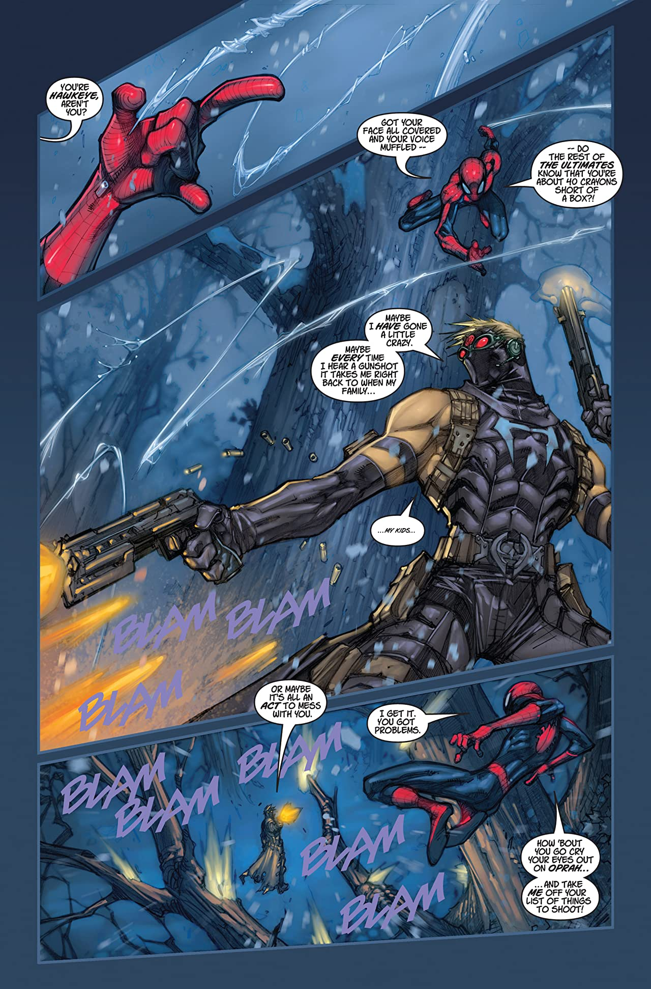 Ultimates 3 #2 (of 5)