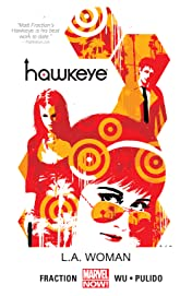 Hawkeye Vol. 3: L.A. Woman