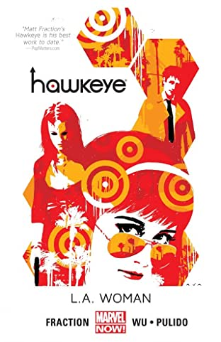 Hawkeye Tome 3: L.A. Woman
