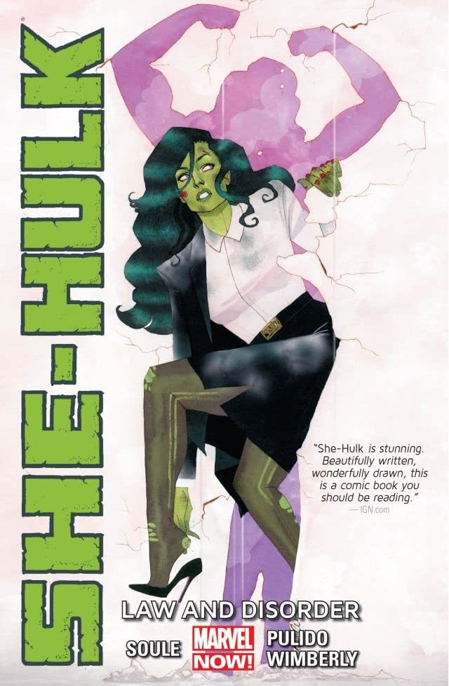 She-Hulk Vol. 1: Law and Disorder