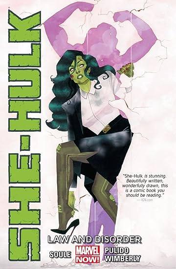 She-Hulk Vol. 1: Law and Disorder