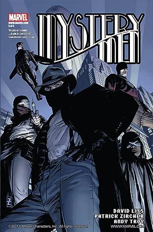 Mystery Men (2011) #5 (of 5)