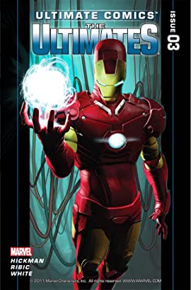 Ultimate Comics Ultimates #3
