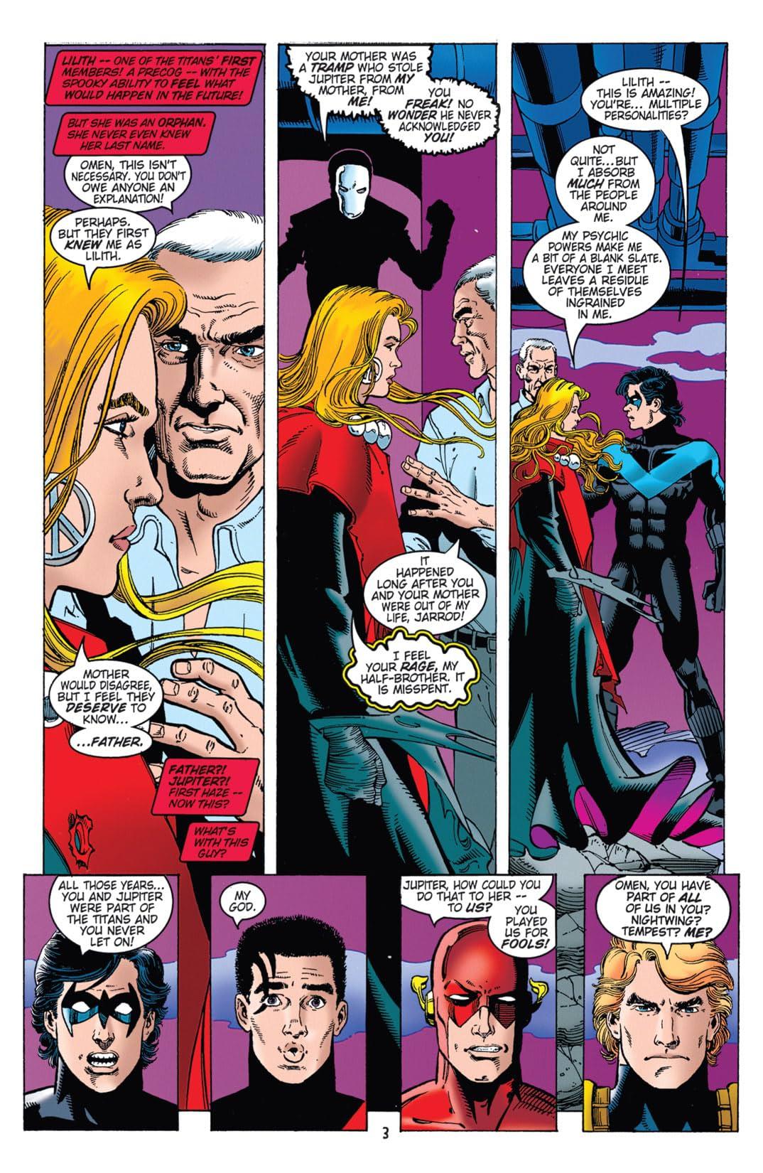 Teen Titans (1996-1998) #15