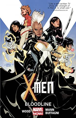 X-Men Vol. 3: Bloodline