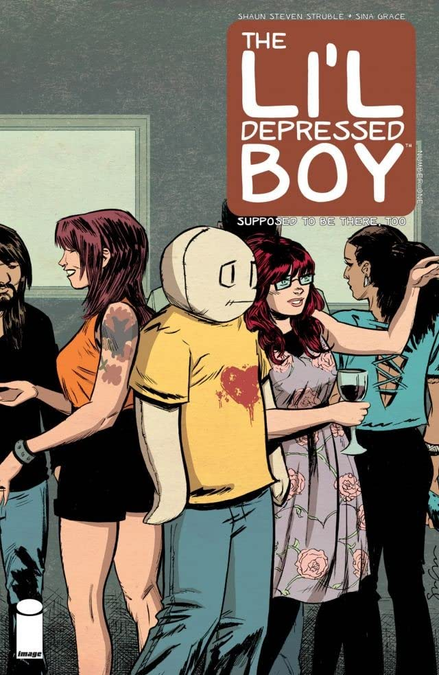 The Li'l Depressed Boy: Supposed To Be There Too #1