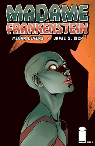 Madame Frankenstein #6 (of 7)