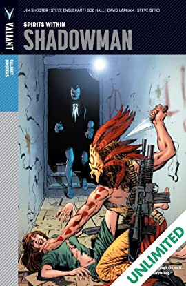 Valiant Masters: Shadowman Vol. 1: Spirits Within