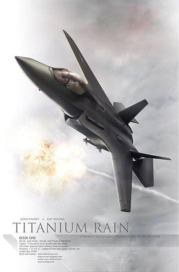 Titanium Rain Vol. 1: Collected Edition