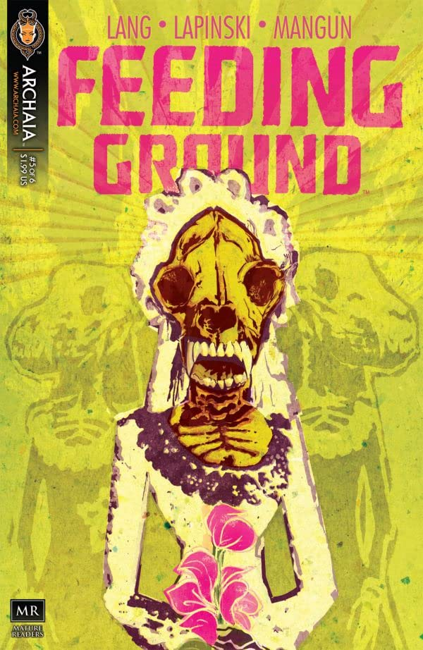 Feeding Ground (English) #5 (of 6)