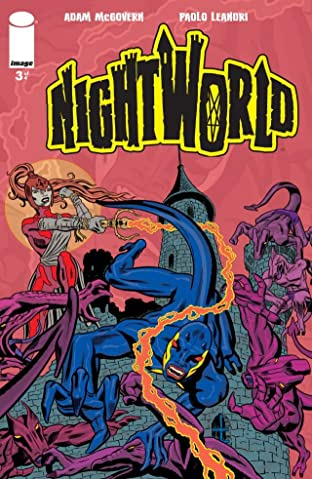 Nightworld #3 (of 4)