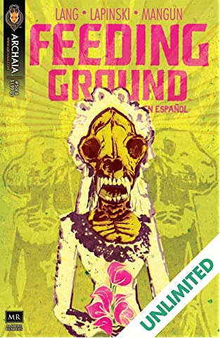 Feeding Ground (En Espanol) #5 (of 6)