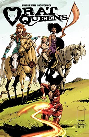 Rat Queens No.8
