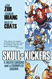 Skullkickers Vol. 5: Dozen Cousins & A Crumpled The Crown