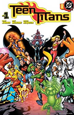 Teen Titans (2003-2011) No.1